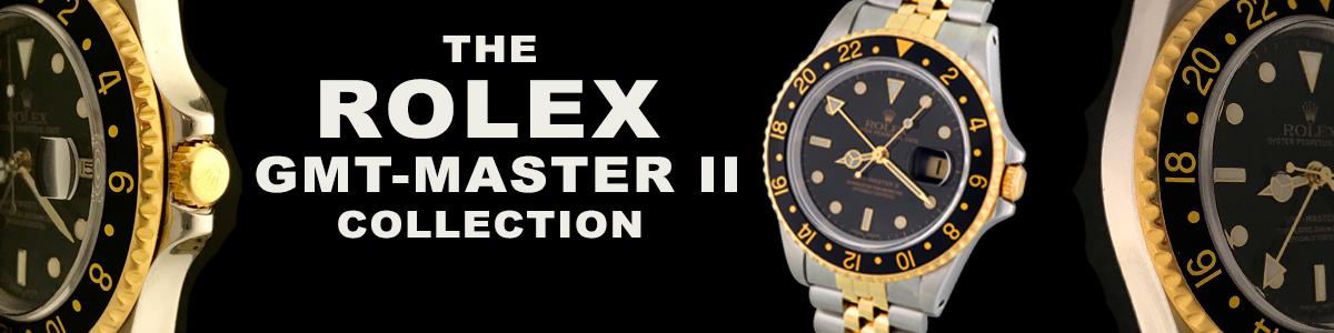Rolex gmt masterii