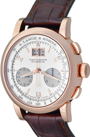 A. Lange & Sohne Datograph inventory number C49243 image