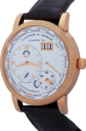 A. Lange & Sohne Lange 1 Time Zone inventory number C44128 mobile image