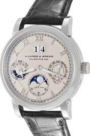 A. Lange & Sohne Langematik Perpetual inventory number C40670 image