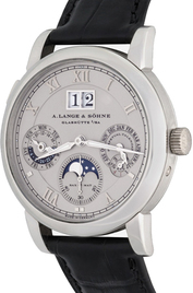 A. Lange & Sohne Langematik Perpetual inventory number C46801 image