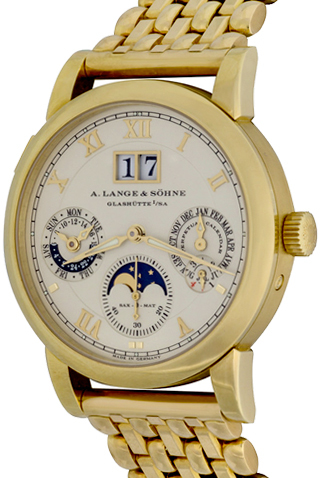 Product a lange sohne langematik perpetual mens watch main c46906