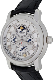 Audemars Piguet Jules Audemars Clinton Foundation inventory number C47699 image