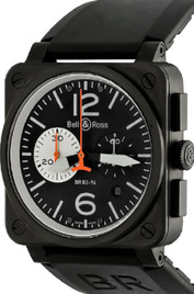 Bell & Ross Chronograph inventory number C38986 mobile image