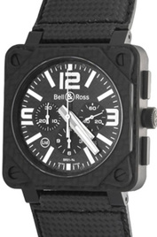 Bell & Ross Chronograph inventory number C39989 mobile image