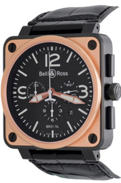 Bell & Ross Chronograph inventory number C41603 mobile image