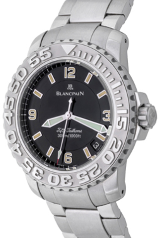 Product blancpain fifty fathoms mens watch main c45027