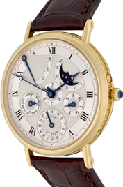 Breguet Perpetual Calendar/Moonphase inventory number C47623 image