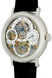 Breguet Tourbillon inventory number C33137 mobile image
