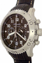 Breguet Transatlantique Type XXI Flyback inventory number C40221 mobile image
