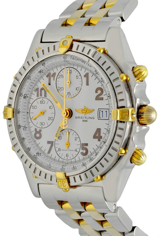 Product breitling chronomat b13050 mens watch main c47072