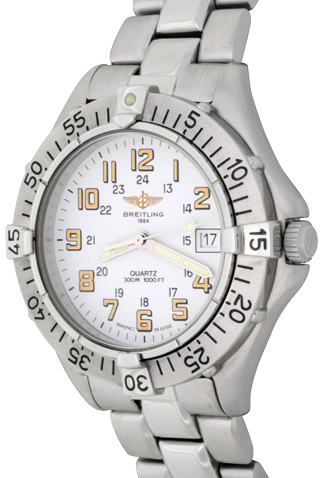 Product breitling colt a57035 mens watch main c46700
