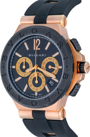 Bvlgari Diagono Chronograph inventory number C44322 mobile image
