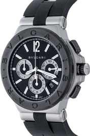 Bvlgari Diagono Chronograph inventory number C44323 mobile image