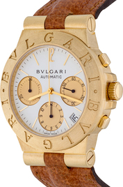 Bvlgari Diagono Chronograph inventory number C46063 mobile image