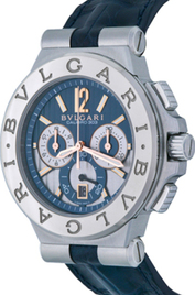 Bvlgari Diagono Chronograph inventory number C46100 mobile image