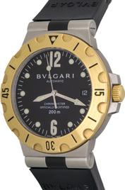 Bvlgari Diagono Professional Scuba inventory number C43022 image