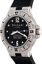 Bvlgari Diagono Professional Scuba inventory number C45628 image