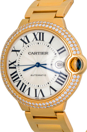 Cartier Ballon Bleu inventory number C38022 image