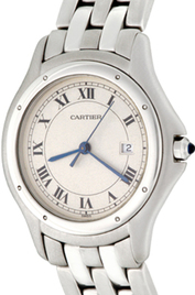 Cartier Cougar inventory number C44384 image