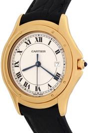 Cartier Cougar inventory number C45303 image