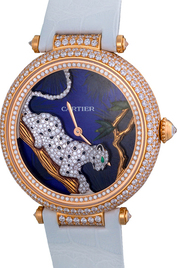 Cartier Panther au Clair de Lune inventory number C45599 image