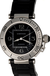 Cartier Pasha Seatimer inventory number C37862 image