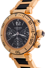 Cartier Pasha Seatimer inventory number C44887 mobile image