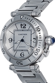 Cartier Pasha Seatimer inventory number C46121 image