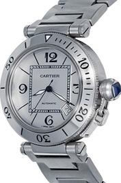 Cartier Pasha Seatimer inventory number C46121 image