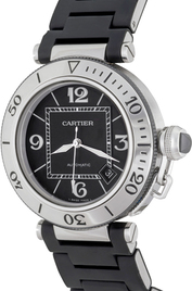 Cartier Pasha Seatimer inventory number C47047 mobile image