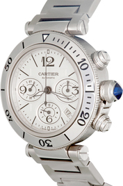 Cartier Pasha Seatimer inventory number C47740 image