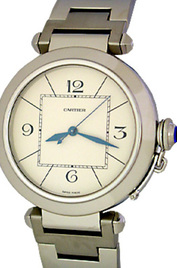 Cartier Pasha inventory number C31571 image