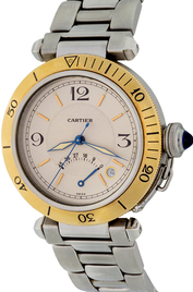 Cartier Pasha inventory number C45999 image