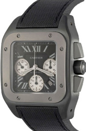 Cartier Santos 100 inventory number C44131 image