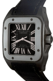 Cartier Santos 100 inventory number C44132 image
