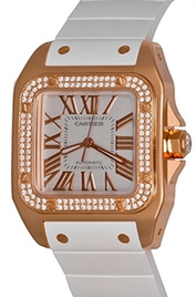 Cartier Santos 100 inventory number C46056 image