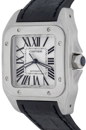 Cartier Santos 100 inventory number C46337 image