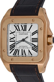 Cartier Santos 100 inventory number C46363 image