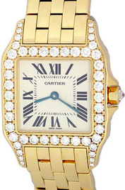 Cartier Santos DeMoiselle inventory number C16605 image