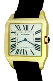 Cartier Santos Dumont inventory number C13476 mobile image