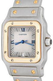Cartier Santos Dumont inventory number C50150 image