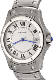 Cartier Santos inventory number C38346 image