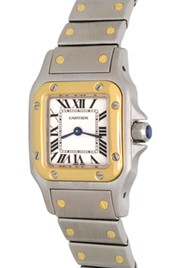Cartier Santos inventory number C43225 mobile image
