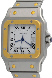 Cartier Santos inventory number C50509 image
