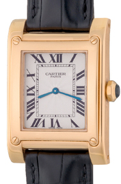 Cartier Tank A Vis Ref 2608 F Watch inventory number C47265 image