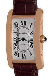 Cartier Tank Americaine inventory number C35570 image