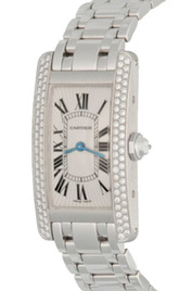 Cartier Tank Americaine inventory number C40506 image