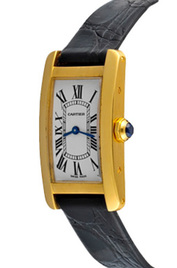 Cartier Tank Americaine inventory number C40801 image