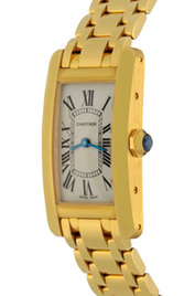 Cartier Tank Americaine inventory number C41658 image